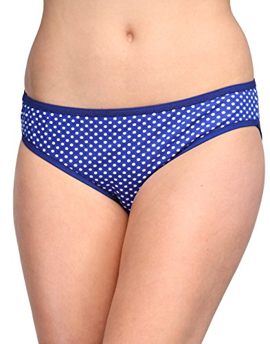 Oleva Women's Hipster Blue Panty-OP  available at amazon for Rs.125