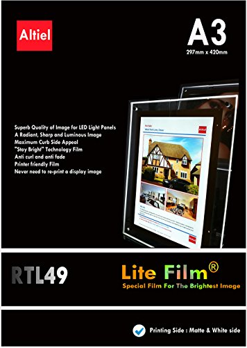 RTL49-A3X 300hojas cualquier inyección tinta
