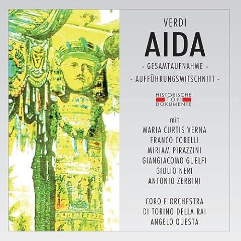 Aida: La fatal pietra sovra me si chiuse