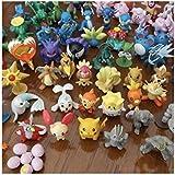 24 piezas pokemon figuras