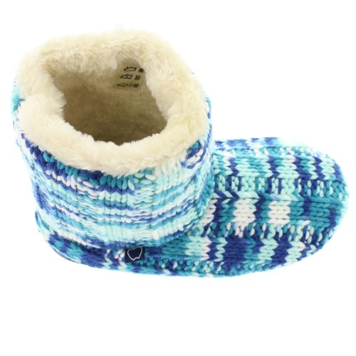 Picnic Chaussons CUDDLY Navy