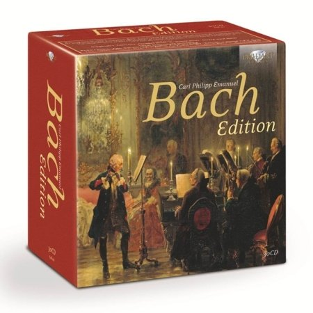 Carl Philipp Emanuel Bach Edition [30CD Boxset]