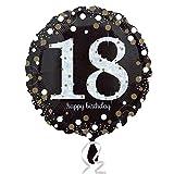 Amscan 332390118. Geburtstag Folie Luftballons