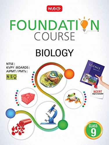 Biology Foundation Course for AIPMT/Olympiad - Class 9