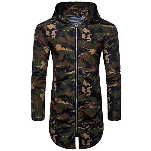 Maglione uomo cappotto inverno lana bavero a doppio petto felpa con cappuccio hoodie maniche lunghe distintivo sweatshirt camicetta dolcevita classico tops qinsling …