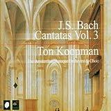 J.S. Bach: Cantatas, Vol. 3 by Koopman (2004-06-08)