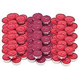 Ikea SINNLIG Duft-Teelichter mit roten Gartenbeeren - 120 Stück