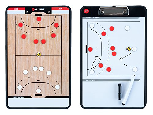 Pure 2Improve Taktiktafel Handball, 35x22cm
