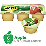 Mott's No Sugar Added Applesauce 111g (6 Cups)