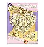 Swing card - amore - Biglietto di auguri interattivo 3D
