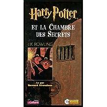 Harry Potter et la chambre des secrets, 8 Audio-CDs
