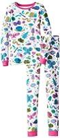 Hatley Girl's Ovl Girly Bugs Pyjama Set