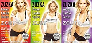 ZCUT Power Cardio Series 3 Dvd Set (Zuzka)