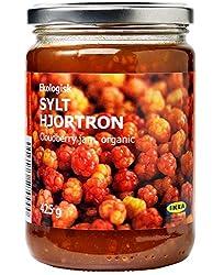 SYLT Ikea HJORTRON Moltebeerkonfitüre 425g