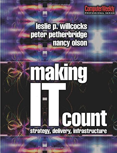 Leslies Illustrated Weekly (Making IT Count (100 Cases): Strategy, Delivery, Infrastructure (Computer Weekly Professional))