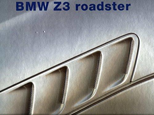 Preisvergleich Produktbild BMW Z3 roadster: Deutsche Ausgabe