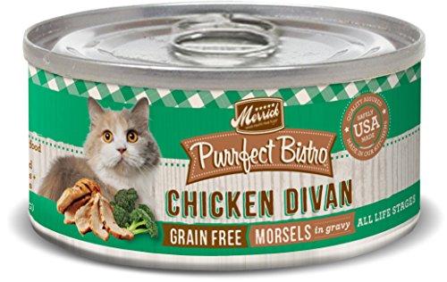 Merrick perfekt Bistro Huhn Kasserolle Canned Cat - Bistro Schalen