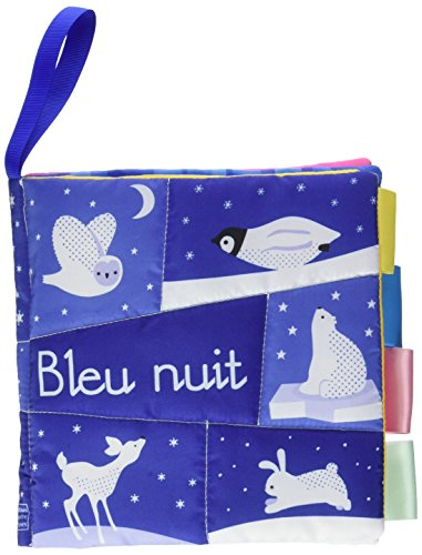 Bleu nuit (Livre tissu) por Sue Downing