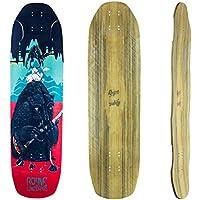 Rayne Monopatin Skate Skateboard Longboard Brightside Bear Deck 34x9.25