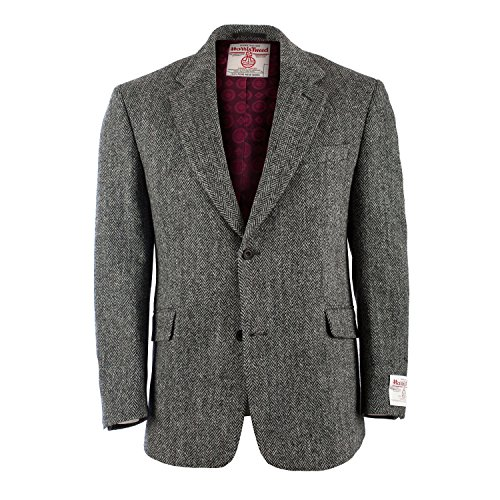 Harris Tweed Herren Jacke Gr. 48/Regulär, C001L
