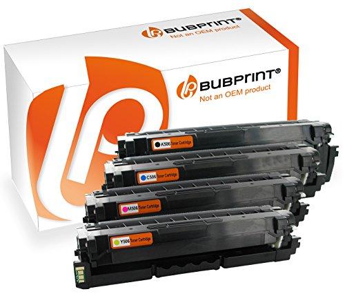 Preisvergleich Produktbild 4 Toner-Kartuschen kompatibel für Samsung CLP-680 SET Multipack Black, Cyan, Magenta, Yellow