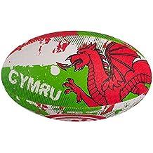 Optimum Homme Nations Mini Ballon de Rugby- Ecosse