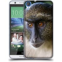 Super Galaxy Soft Flexible TPU Slim Fit Cover Case // V00003899 sykes monkey mount kenya // HTC Desire 820