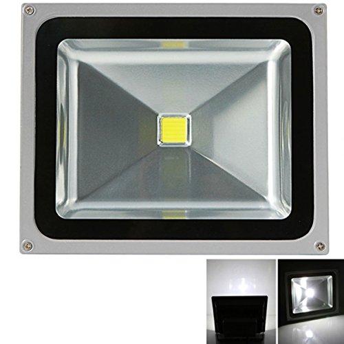 CL 50W Integrieren Sie LED 4700-4950LM wasserdichtes IP65 LED Flutlicht (Wechselstrom 85-265V) ( Color : Warm White )