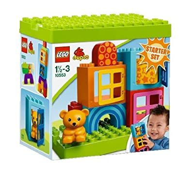 LEGO DUPLO 10553 - Bloques y Cubos para Bebés por LEGO