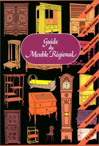 Guide du meuble régional par Yves Gairaud