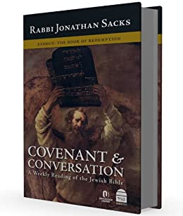 Exodus: The Book of Redemption (Covenant & Conversation 2) by [Sacks, Jonathan]
