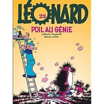 Léonard - tome 23 - Poil au génie !