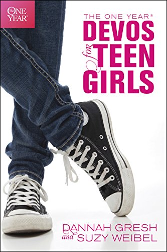 The One Year Devos for Teen Girls (English Edition) por Dannah Gresh