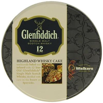 Walkers Glenfiddich Whisky Cake 800 g