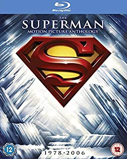 The Superman 5 Film Collection 1978-2006 [Blu-ray] [1978] [Region Free] (B009CSWBZS)   Amazon price tracker / tracking, Amazon price history charts, Amazon price watches, Amazon price drop alerts