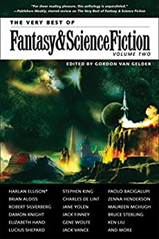 The Very Best of Fantasy & Science Fiction, Volume 2 by [King, Gordon Van Gelder Stephen]