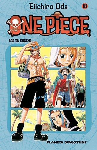 One Piece nº 18: Ace en escena