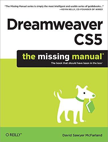 Dreamweaver CS5: The Missing Manual (Missing Manuals)