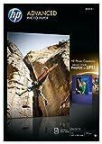 HP Q8697A Advanced Glossy Fotopapier 250g/m² A3 20 Blatt, weiß