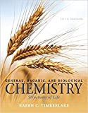 General, Organic, and Biological Chemistry: Structures of Life, Books a la Carte Edition