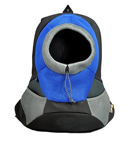 la-vogue-sac-a-dos-transport-plein-air-backpack-bag-petit-chien-chat-animal-toy-voyage-bleu-size2