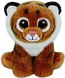 TY - Classics Tiggs, tigre de peluche, 15 cm, color marrón (42105TY)