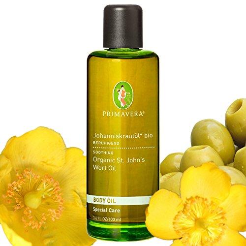 Primavera Bio Öle / Körperöl / Massageöl mit 100 % naturreinen ätherischen Ölen,...