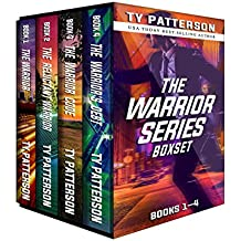 The Warriors Series Boxset I Books 1-4: A Bundle of Covert-Ops Suspense Action Novels