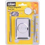 Rolson42465 Ensemble d'outils magnétique (3pièces)
