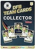 Leere DFB / Ferrero Team-Cards Sammelmappe Collector´s Album (ohne Sammelkarten) zur Fußball EM EURO 2016 Duplo Hanuta Kinder Sammelordner Heft