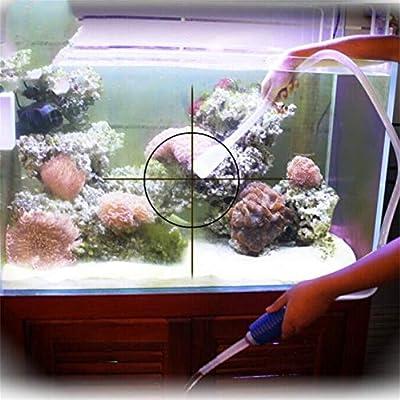 Universal Wasserleitung Sauggerät Lange Siphon Kies Reiniger Für Aquarium Waschen Sand Ändern Wasser Siphon