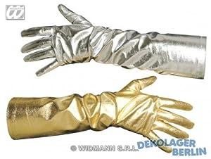 widmann-wdm3424d disfraz Adulto para mujer, Oro y Plata, wdm3424d