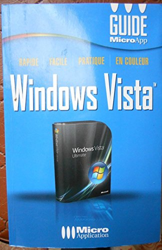 Windows Vista par Thierry Mille