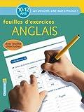 Telecharger Livres Les devoirs feuilles d ex Anglais 10 12 a (PDF,EPUB,MOBI) gratuits en Francaise